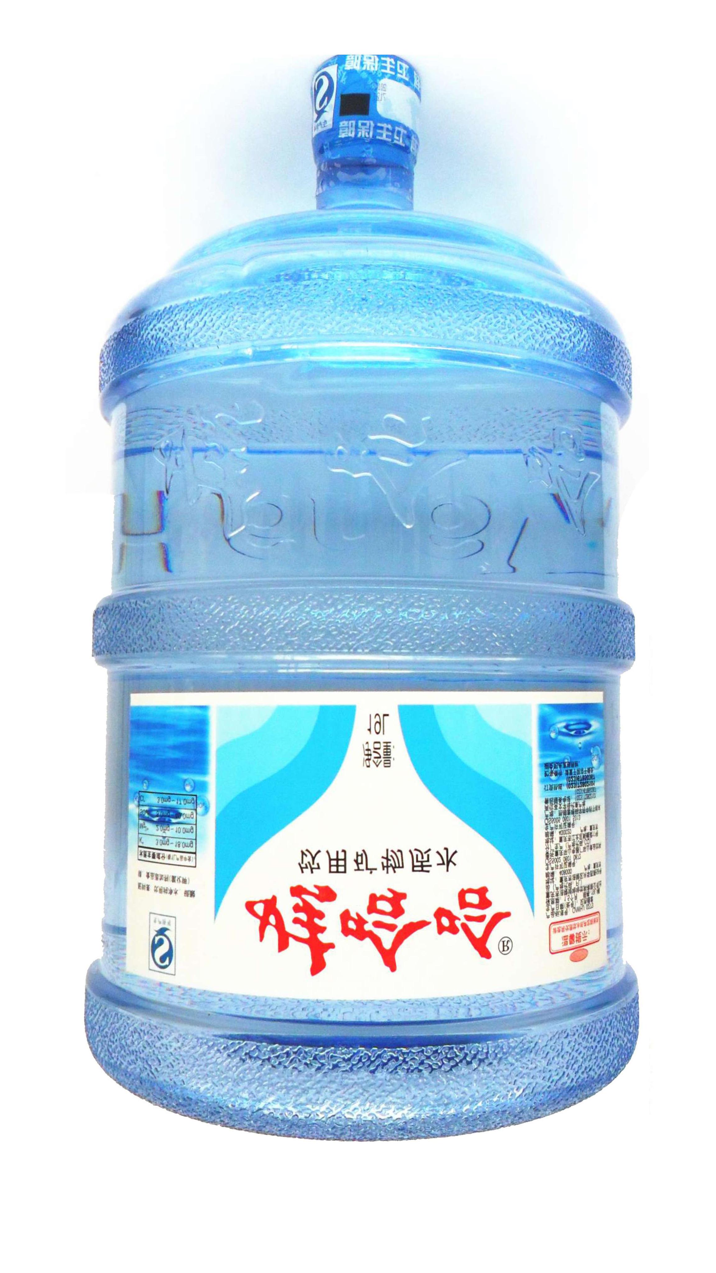 娃哈哈5加仑矿泉水 - 天津市零距离桶装水配送服务